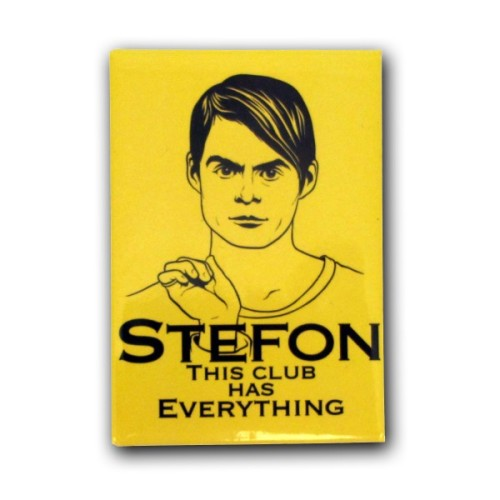 I'm really going to miss Stefon.