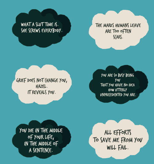 sophlightwood:  The Fault in Our Stars by John Green