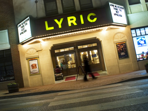 Support The Lyric's Kickstarter project or the theater will be unable to show movies in the very near future. Hollywood is going digital and requiring theaters to get new projectors in order to show movies. Read more!