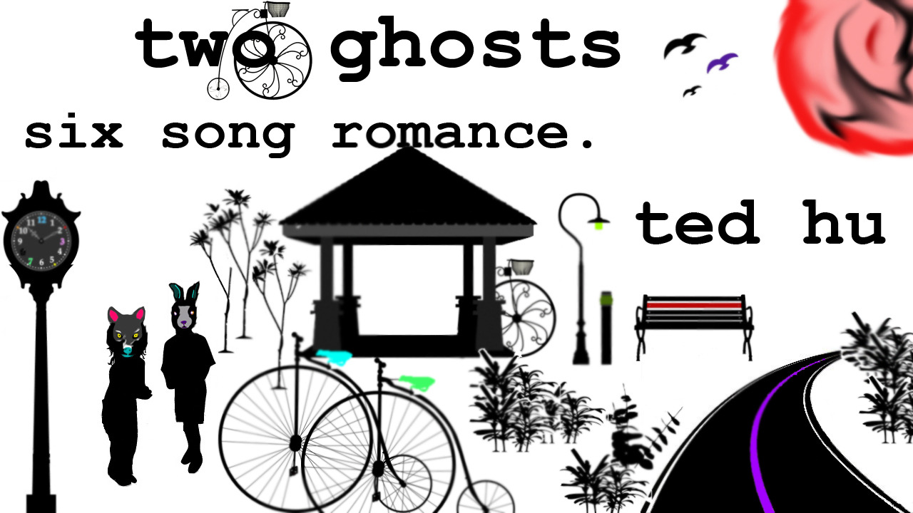 Track 2: two ghosts My new EP: six song romance.