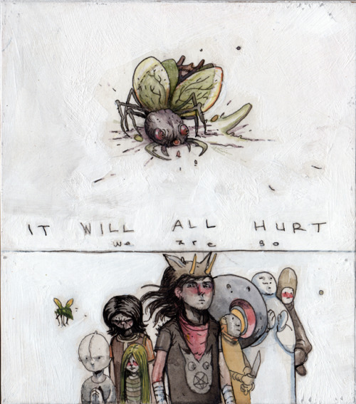 It Will All Hurt by Farel Dalrymple