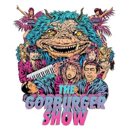 I drew this poster for Gorburger