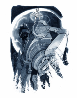 mollydollyyy:  IRON GIANT by *EricCanete