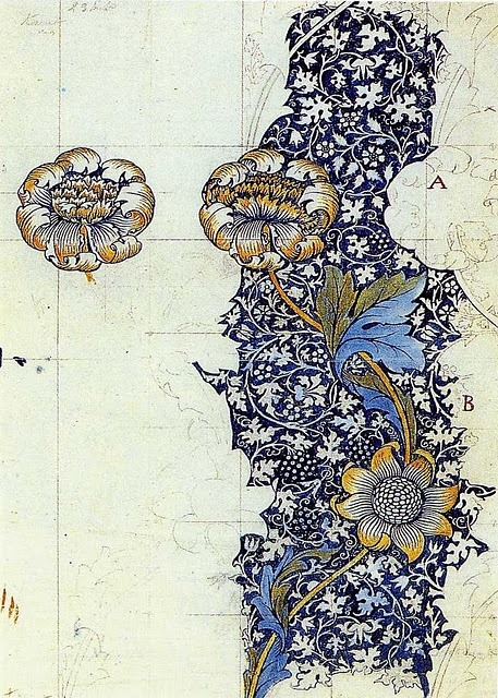 wasbella102:  By William Morris