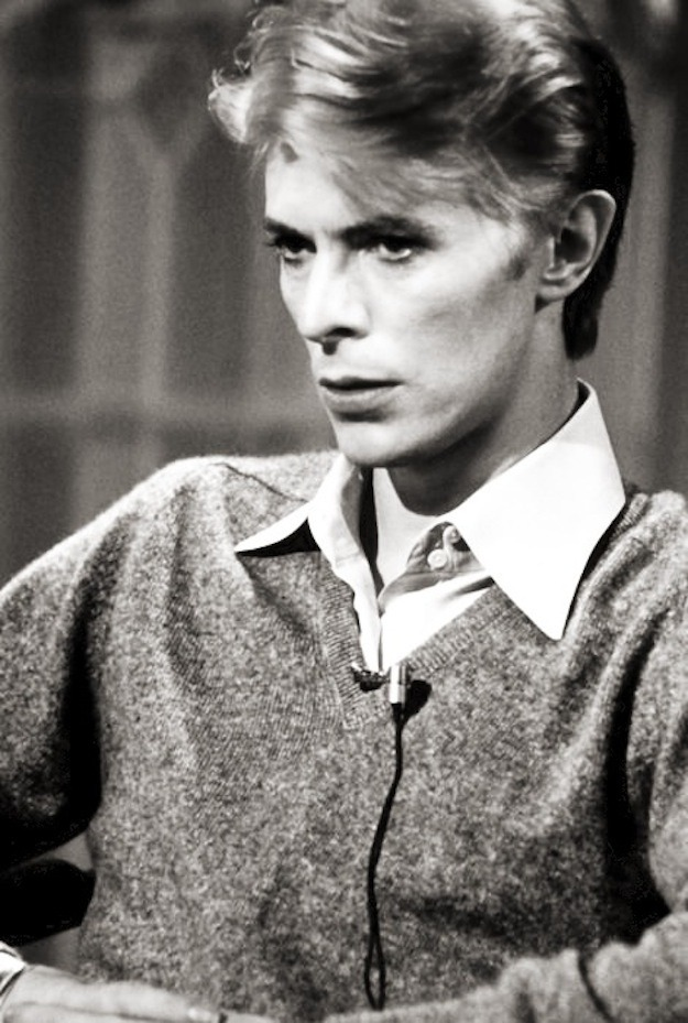 Golden Years: David Bowie, 1976 (via)