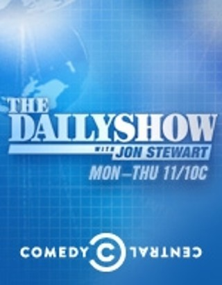 I'm watching The Daily Show with Jon Stewart                        22 others are also watching.               The Daily Show with Jon Stewart on GetGlue.com
