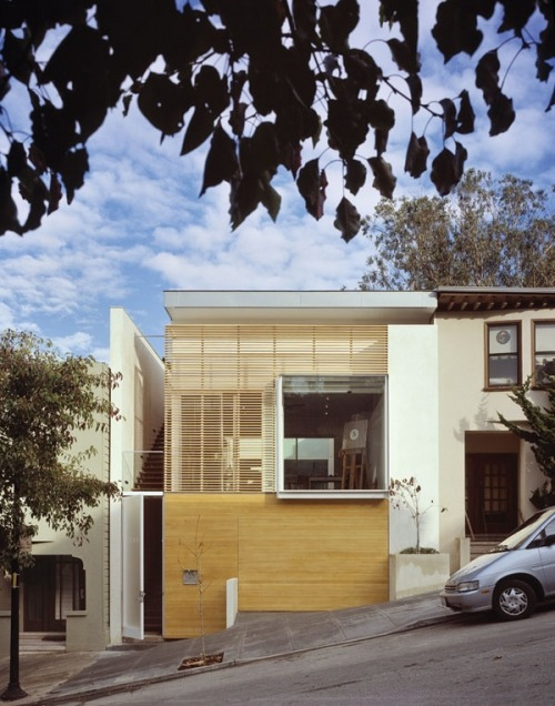 larameeee:  Fougeron Architecture  1532 House  San Francisco
