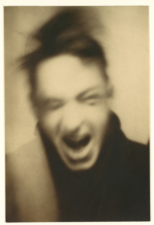 Walker Evans  - Self-portrait (1927)