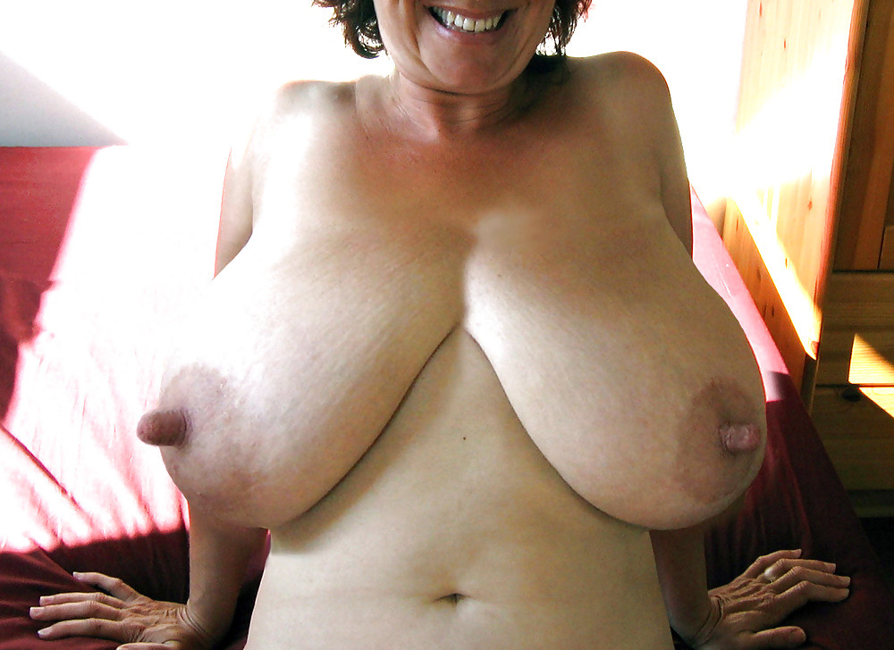 Long mature women with big tits