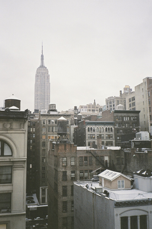 whatiwas:  NYC (by theBWproject)   I follow back x