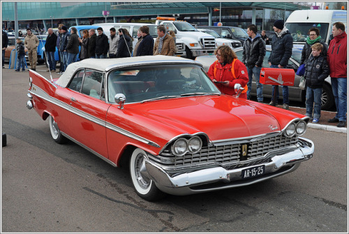 Plymouth Sport Fury by Ruud Onos on Flickr.