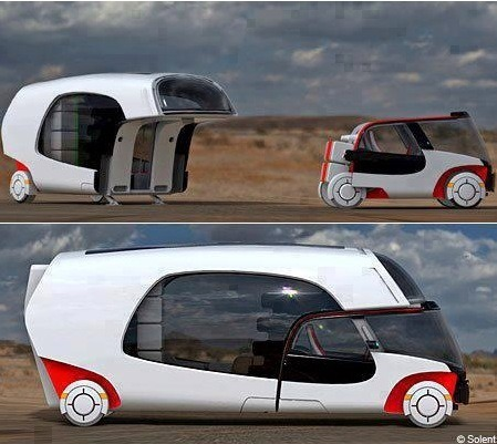 gregmelander:  CAMPER CAR What a great idea. I so need one of these. A guy could live this way. :) via Casey Angell