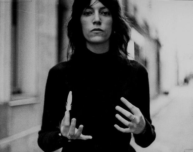 soyymilk:  Patti Smith you are so fucking cool