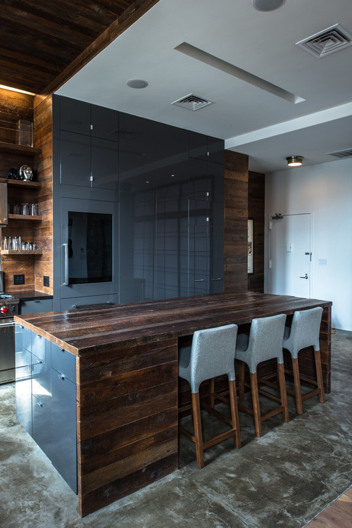 vibranthomevibrantlife:  13th Street Penthouse by Jane Kim Design Photographed by Alan Tansey