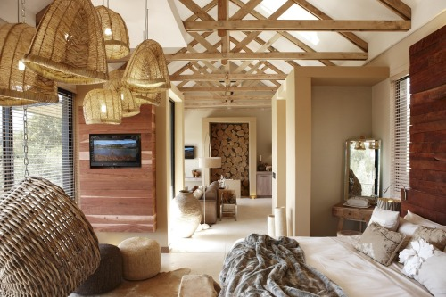 Too pretty to Safari? Visit The Olive Exclusive - Windhoek, Namibia. This Boutique Hotel mixes original African features with modern comforts to provide travelers a sophisticated, cultural experience.
