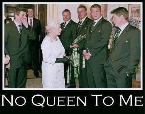 Ronan O'Gara, the Irish who refused to shake hands with the queen
