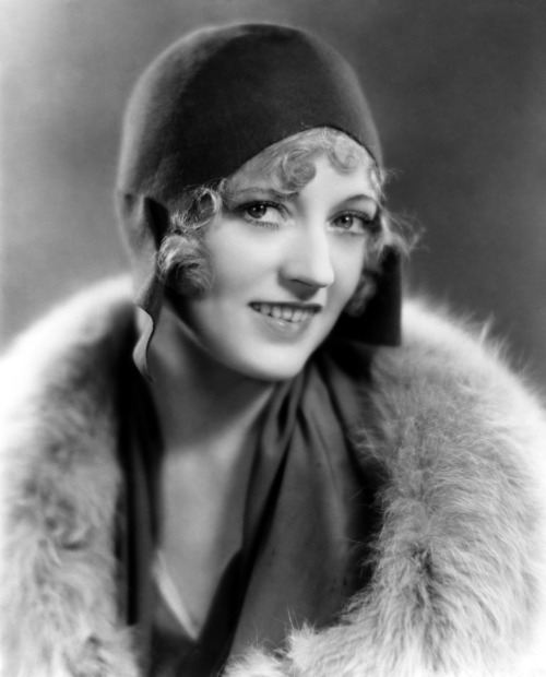"the-asphalt-jungle:  Happy Birthday, Marion Davies  (January 3rd, 1897 - September 22nd, 1961) ""None of us floozies was ever that zonked!"" - upon seeing Gloria Swanson`s performance in Sunset Blvd. (1950)."