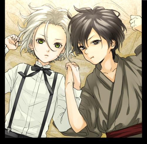 gokudera hayato hibari kyouya khr vongola 1859 cuties my babies too presh precious