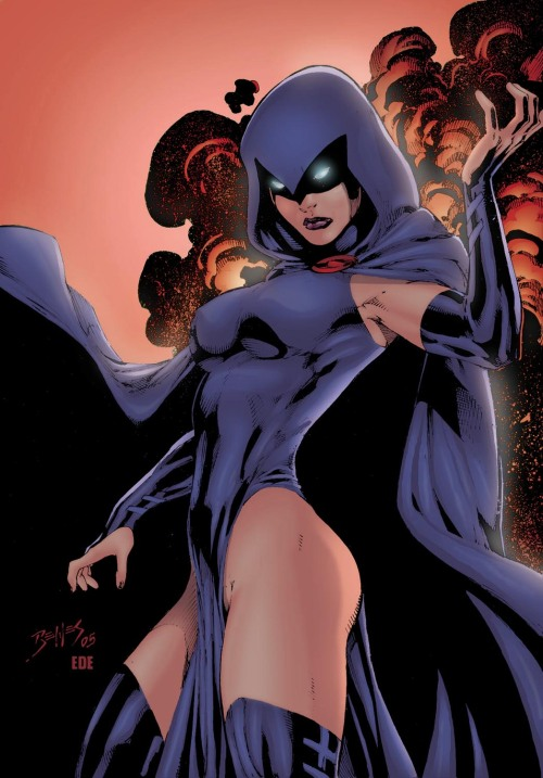 NetherRealm adds 'Raven' to growing Injustice: Gods Among Us roster  The enigmatic DC superheroine Raven has been added to Injustice's growing cast of heroes and villains.