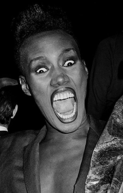 5to1:  Madame Grace Jones