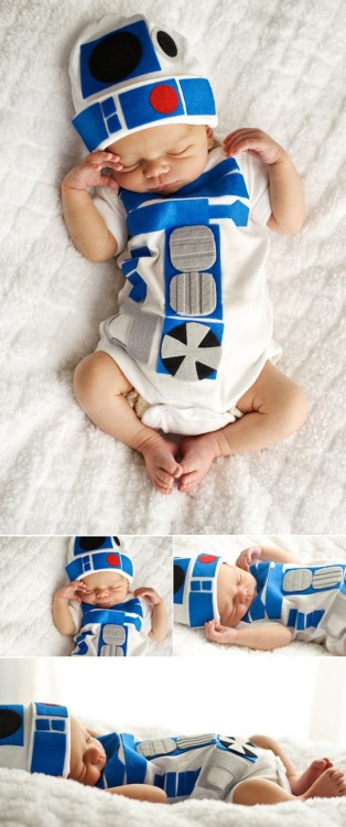 The cutest R2-D2