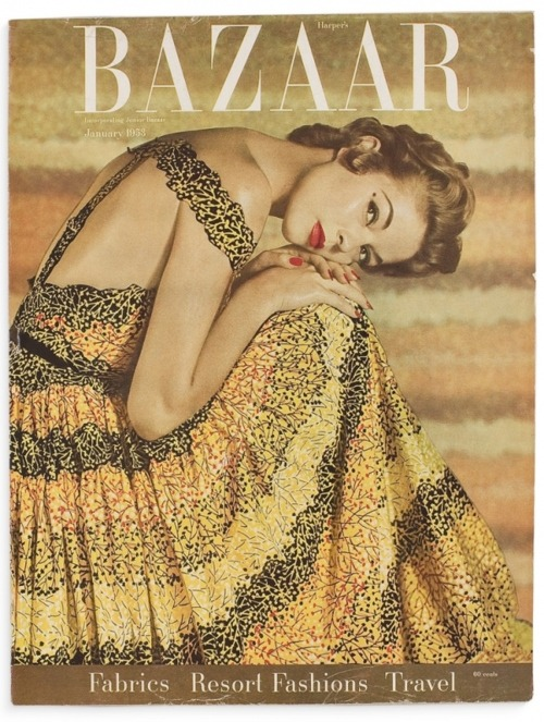 Harper's Bazaar, January 1953