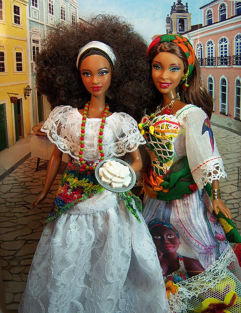 Baiana Barbies