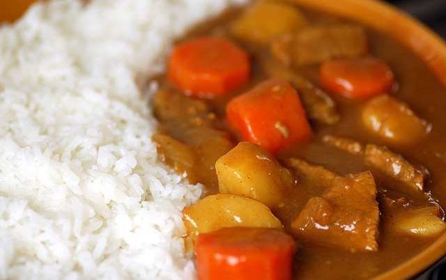 ilikeasianfood:  Japanese curry by Kwanjai Si@m on Flickr.