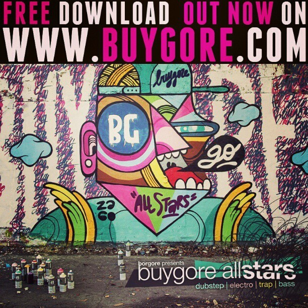 HAPPY HOLIDAYS! Download the @Buygore All Stars release for free on www.buygore.com/allstars