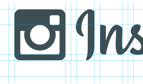 Mackey Saturday designs the new Instagram logo. Simple, yet complex.