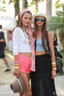 azestforlife:  Coachella Street Style Favorites (x)Vogue Magazine (x)