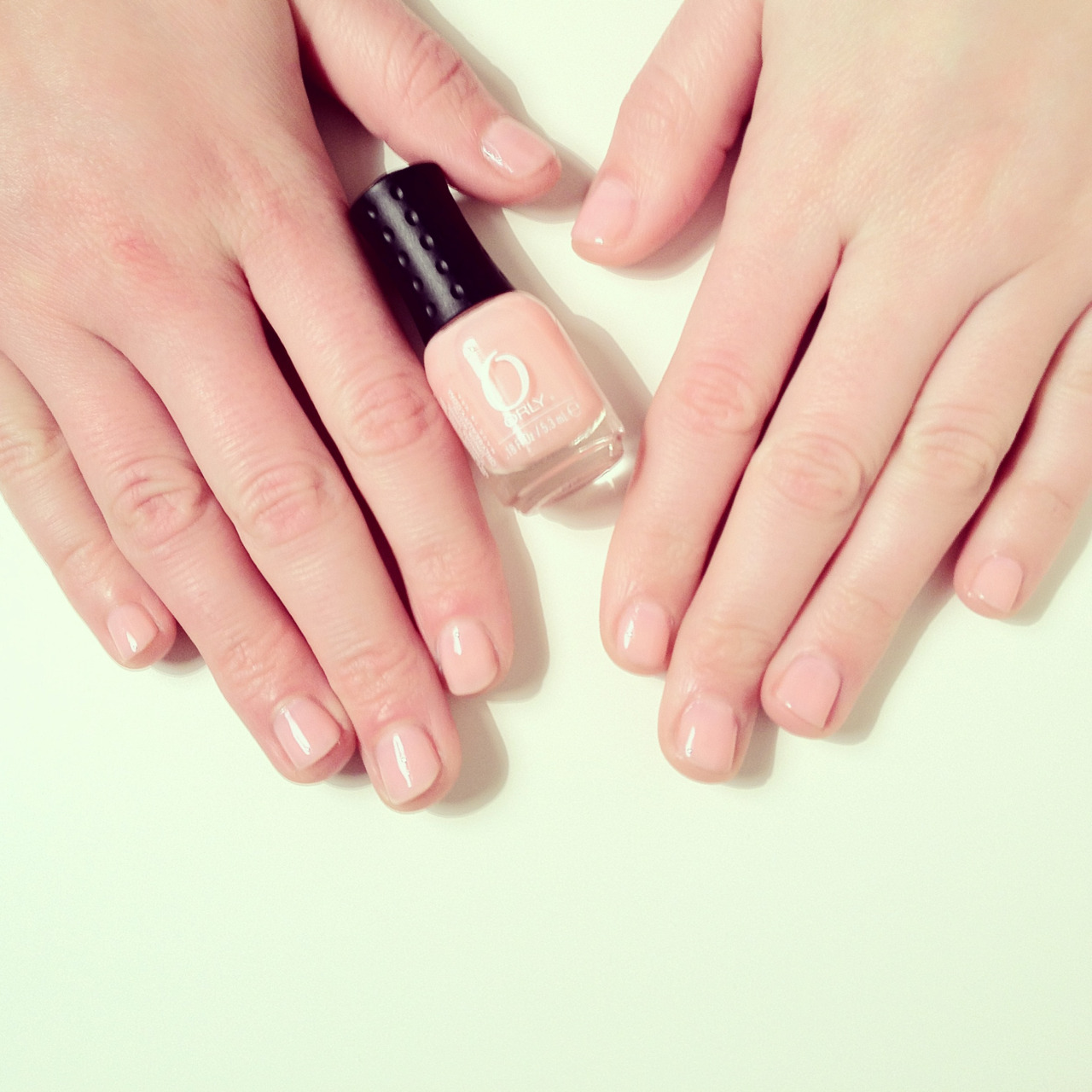 opinionnothing:  One brand, 31 days. It's #ONmanimonth! Orly Mini Mani Month Day 27: Je T'aime!