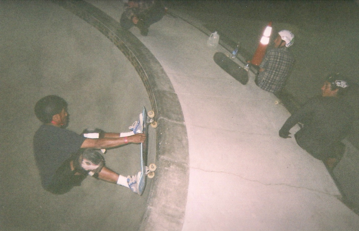 Guitterrez circa 2013 Disposable Camera