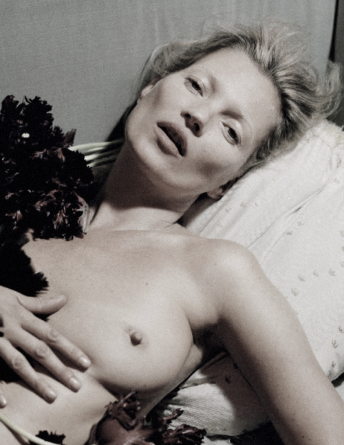 Kate Moss in 'Waltz Darling' by Tim Walker for LOVE #8