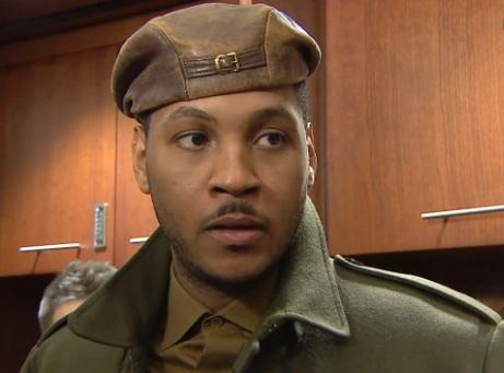 nbaoffseason:  Carmelo Anthony is ready to go Inglorious Basterds on KG and the Celtics (via @jose3030)