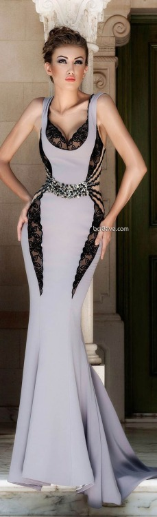 sexy Mireille Dagher S/S 2013 dress