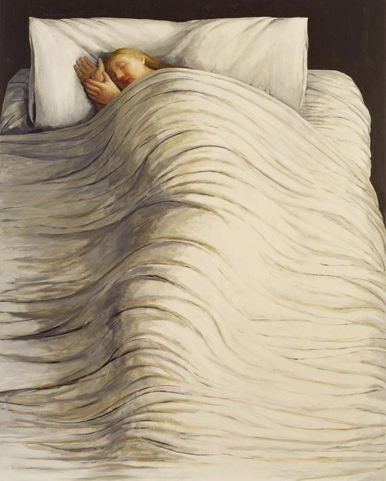 darksilenceinsuburbia:  Evelyn Williams. Sleeping Mother.     Website