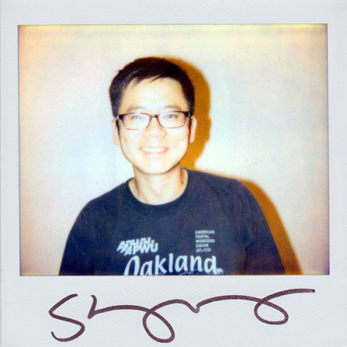 Sheng Wang by Portroids