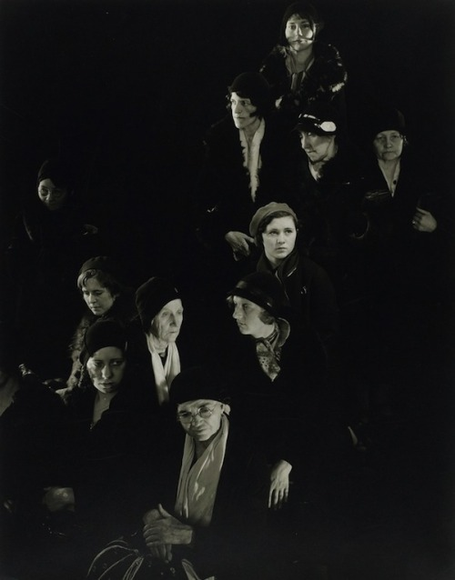 lauramcphee:  Homeless Women: The Depression, 1932 (Edward Steichen)