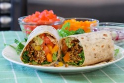 Fiesta Wraps from eat-spin-run-repeat.com