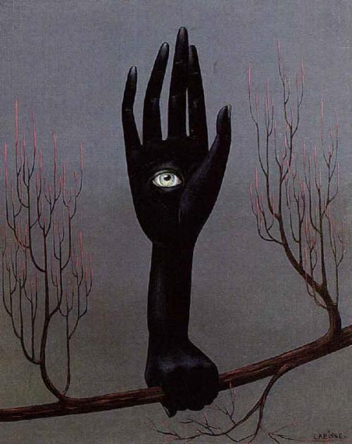 art-and-fury:  Scarmiglione - Felix Labisse