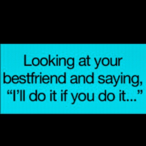 lol. :) @kevdele  (at BestFriend Ave.)