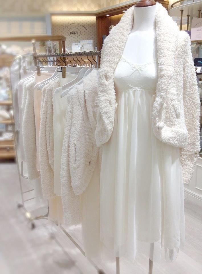 lovelydaysballetmusic:  Ahhhh so pretty room wear!!!