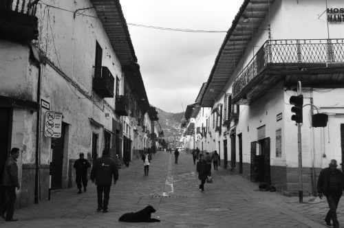 Taken at Cusco, Peru