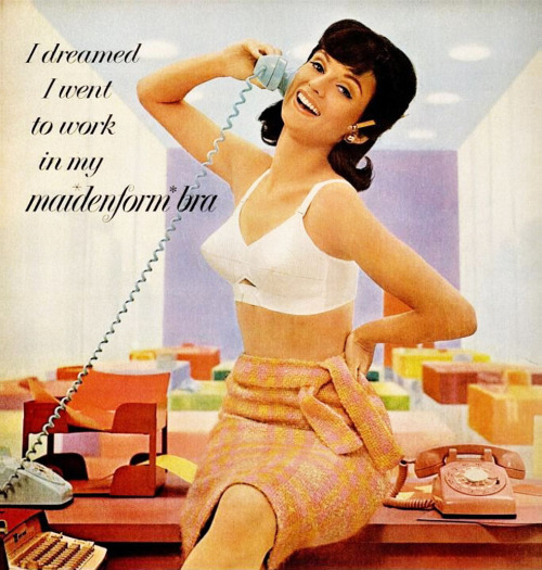 autelephone:  Maidenform office 1964