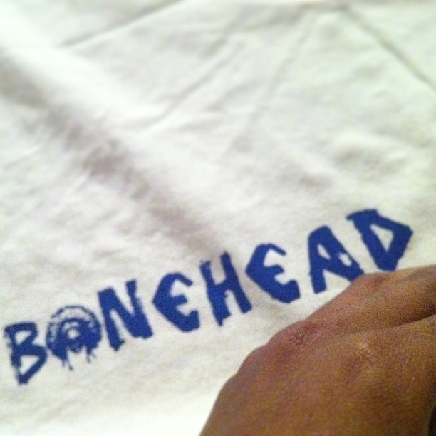 BoneHead Tank Top… #FirstLook #phuckyopicscuh #phuckyodesign #inhousework #highfashion