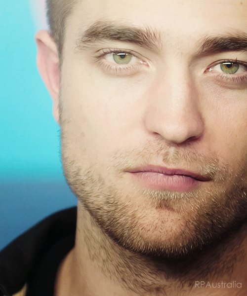 Rob at Bel Ami press conference, Berlinale: edit for RPAustralia