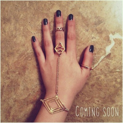 remedyboutique:  Sneak peak of some accessories. We're launching JUNE 1, 2013!   Mark your calendars!