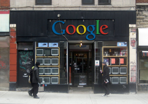 Those Rumored Google Stores Are Starting To Make A Lot Of Sense