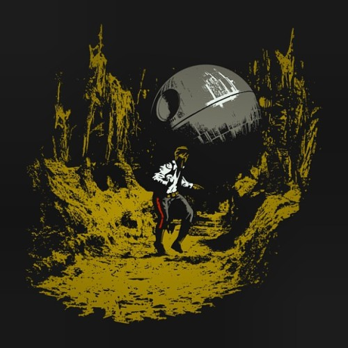 Star Wars Indiana Jones Mashup (via starwarsdaily/Instagram)